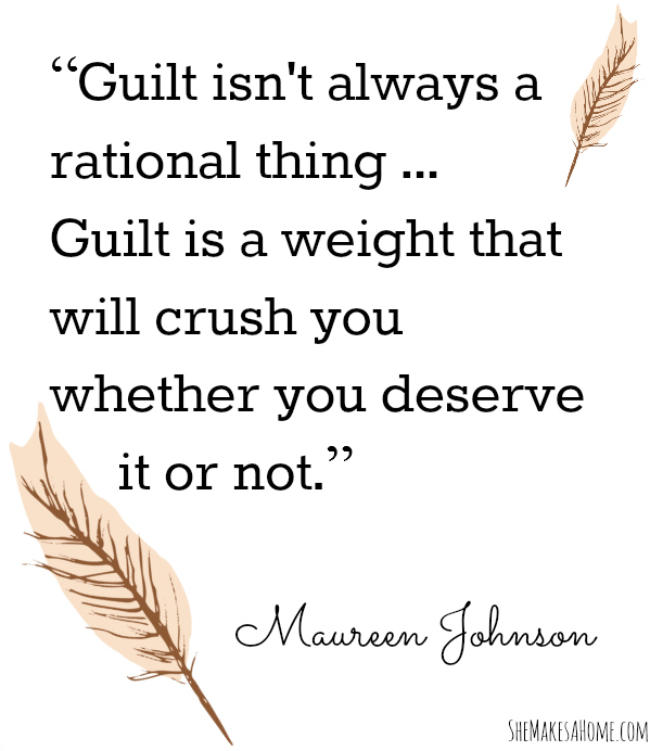 The Guilt of Grief